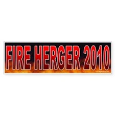 Fire Wally Herger (sticker)