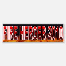 Fire Wally Herger (sticker)