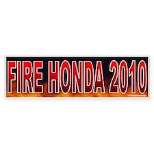 Fire Mike Honda (sticker)
