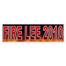 Fire Barbara Lee (sticker)