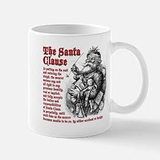 The Santa Clause Mug
