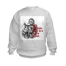 Yes Virginia Sweatshirt
