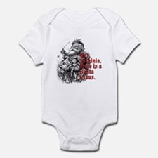 Yes Virginia Infant Bodysuit