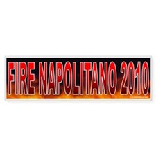 Fire Grace Napolitano (sticker)