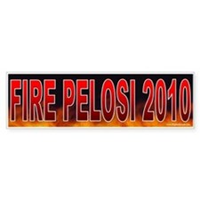 Fire Nancy Pelosi (sticker)