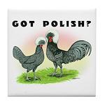 Got Polish? Tile Coaster