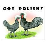 Got Polish? Small Poster