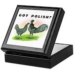 Got Polish? Keepsake Box