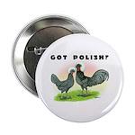 "Got Polish? 2.25"" Button (100 pack)"