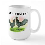 Got Polish? Large Mug