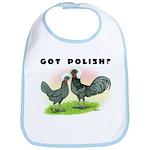 Got Polish? Bib