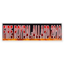 Fire Lucille Roybal-Allard (sticker)