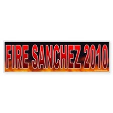 Fire Loretta Sanchez (sticker)
