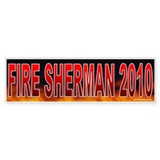 Fire Brad Sherman (sticker)