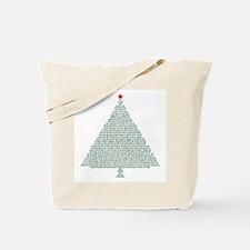 Night before Christmas... Tote Bag