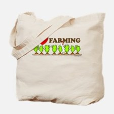 I Heart Farming Tote Bag