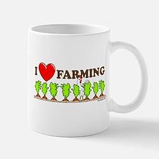 I Heart Farming Mug