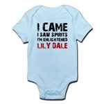 LILY DALE NEW YORK Infant Bodysuit