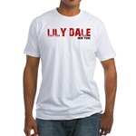 LILY DALE NEW YORK Fitted T-Shirt