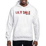 LILY DALE NEW YORK Hooded Sweatshirt
