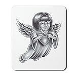 My Lil' Angel Mousepad