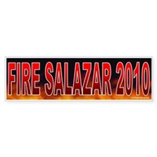Fire John Salazar (sticker)