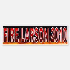 Fire John Larson (sticker)