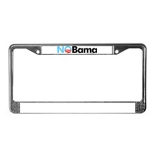 No Bama License Plate Frame
