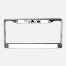 No Bama License Plate Frame
