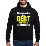 Obamanomics Hoodie (dark)