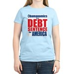 Obamanomics Women's Light T-Shirt