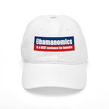 Obamanomics Baseball Cap