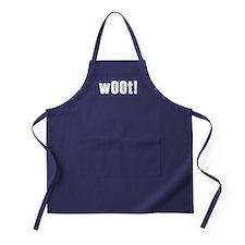 woot! Apron (dark)