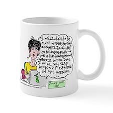 Don't Ask Me mug