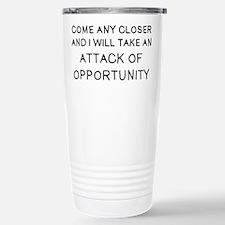 Come Closer Travel Mug