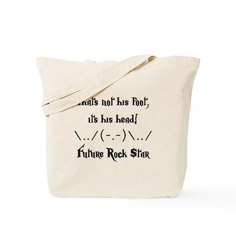 Future Rock Star Tote Bag