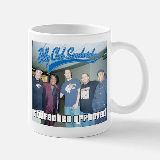 Godfather Approved Mug