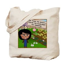 Harvest The Crops Tote Bag