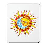 Sun& Moon Mousepad