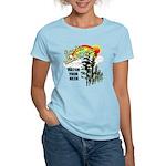 Forks Washington Twilight Women's Light T-Shirt