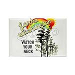 Forks Washington Twilight Rectangle Magnet (100 pa