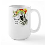 Forks Washington Twilight Large Mug