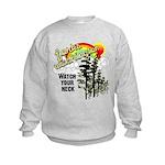 Forks Washington Twilight Kids Sweatshirt