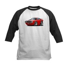 1971-72 Roadrunner Red Car Tee