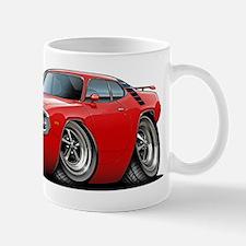 1971-72 Roadrunner Red Car Mug