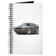 1971-72 Roadrunner Grey Car Journal