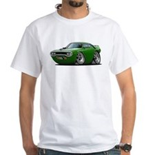 1971-72 Roadrunner Green Car Shirt