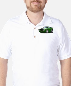 1971-72 Roadrunner Green Car T-Shirt