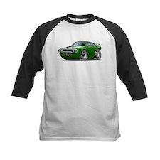 1971-72 Roadrunner Green Car Tee