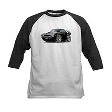 1971-72 Roadrunner Black Car Tee